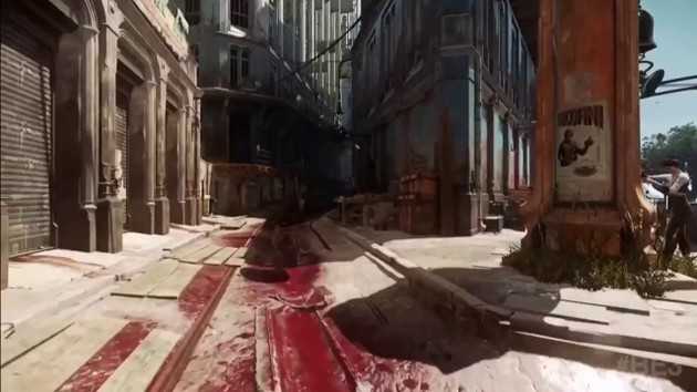 Dishonored 2 Gameplay E3 2016.