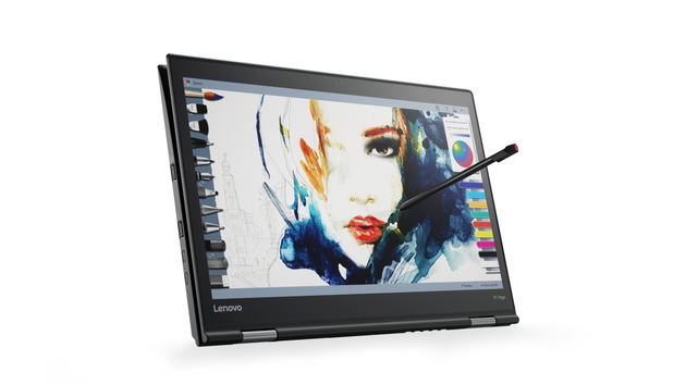 ThinkPad X1 Yoga.