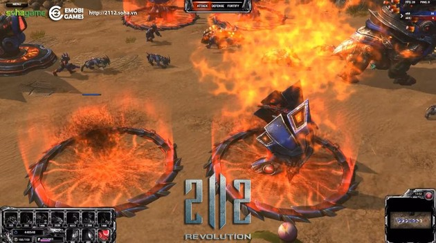 2112 Revolution sẽ Closed Beta ngày mai 08/01