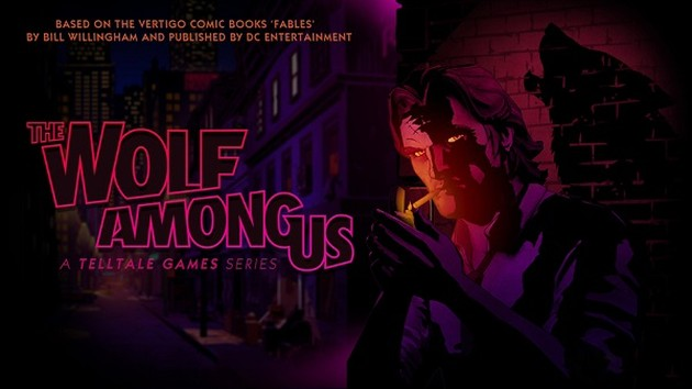 The Wolf Among Us - tựa game mới toanh của Tell Tales.