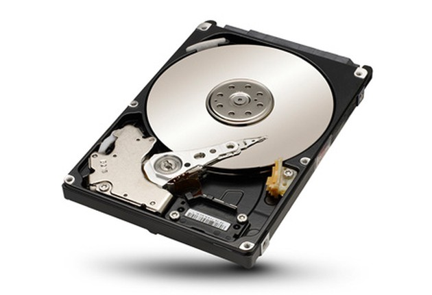 Ổ cứng 2,5 inch Spinpoint M9T mới của Seagate.