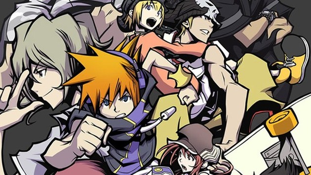 The World Ends with You.