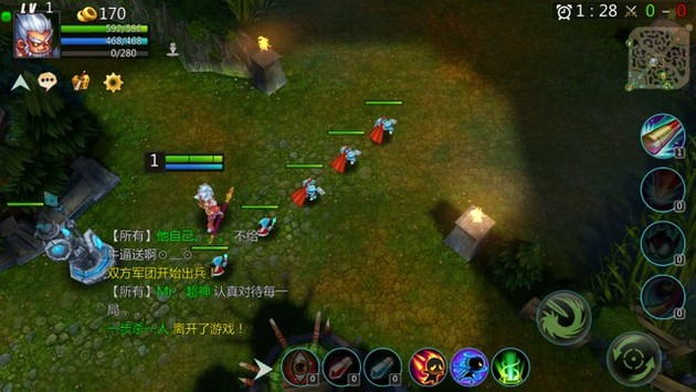 Những game mobile online sắp ra mắt game thủ Việt