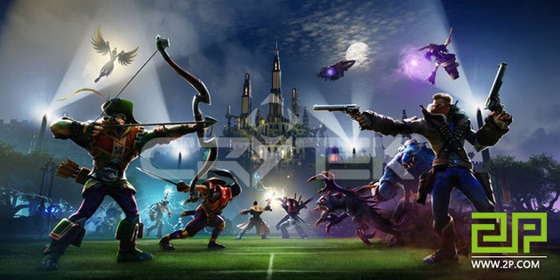 MOBA cực dị Arena of Fate mở cửa thử nghiệm
