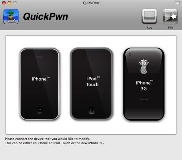 quickpwn iphone 3g